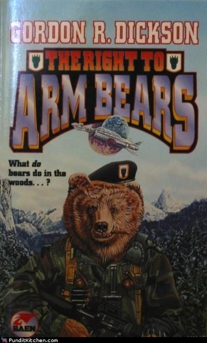 bears books political pictures second amendment - 5202181888