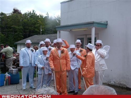 Dumb and Dumber suits top hats tacky - 5202376704