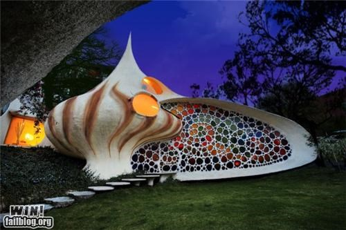 architecture beach design home house nautilus shell - 5203270912