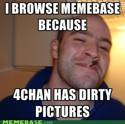 4chan censorship dirt Good Guy Greg pictures - 5203327744