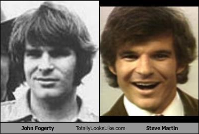 actor,actors,classics,comedians,comedy,credence clearwater revival,john fogerty,musicians,Steve Martin