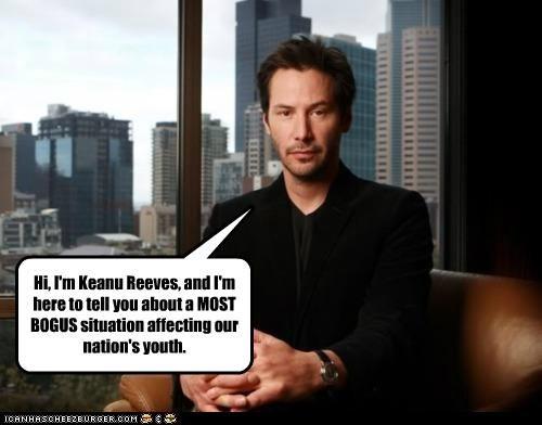 actor,celeb,funny,keanu reeves