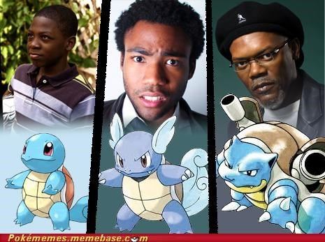 celeb,Evolve,IRL,IRL evolution,squirtle evolutions
