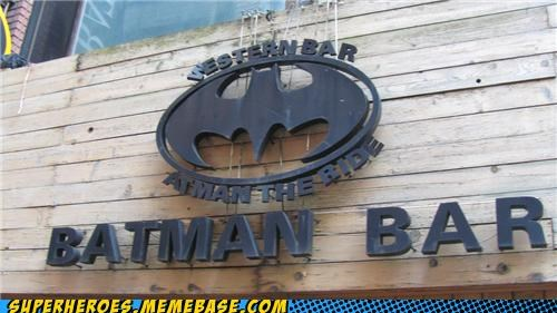 awesome bar batman Random Heroics ride western - 5204186624