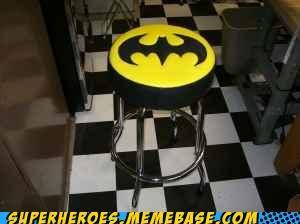 batman Random Heroics reserved seat - 5204233472