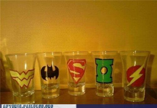 batman justice league shots superhero superman - 5204294400