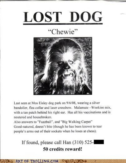 Chewie cute star wars - 5205053184