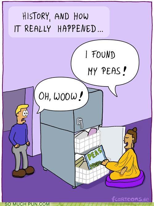 buddha found fridge literalism peace peas refrigerator similar sounding - 5205142272