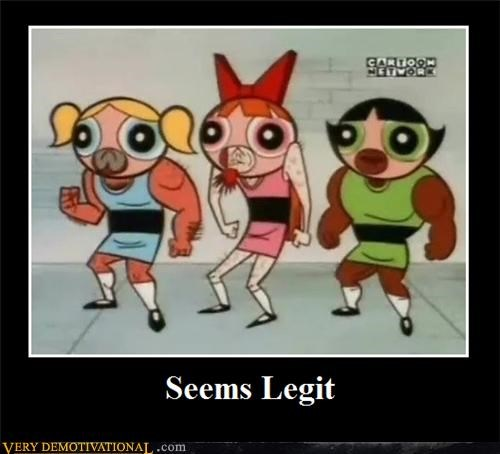 hilarious powerpuff girls seems legit - 5205423360