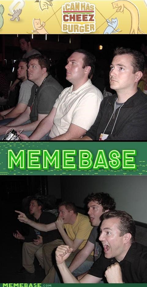 cheezburger,failblog,ichc,memebase,Memes,meta,reaction guys