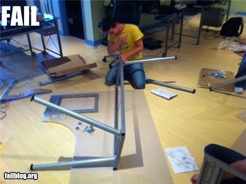 construction failboat furniture g rated ikea stupidity - 5205799936