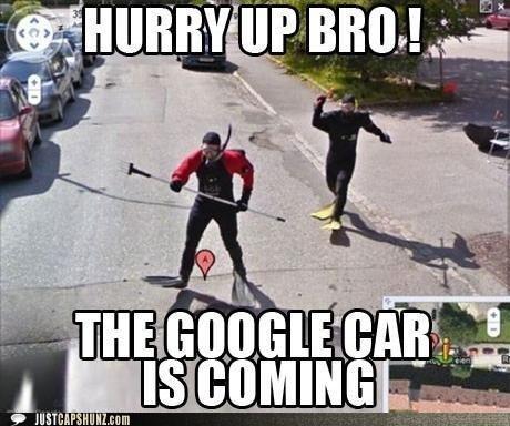 bro dumb google google maps Maps scuba gear - 5205908736