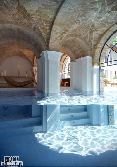 design home house indoor pool photography pool swimming - 5205953792