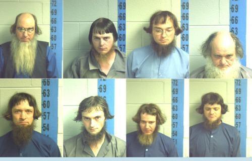 bad boys mug shot Swartzentruber Amish - 5206029312