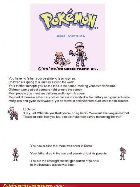best of week explained meme Memes pokemon stories rival war - 5206036480