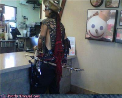 fast food Pirate restaurant - 5206126336