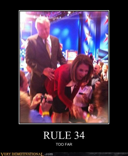 hilarious Rule 34 too far