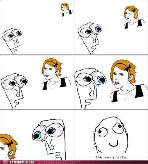 comic ogling rage comic Staring sunglasses We Are Dating - 5206292992