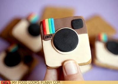 camera cookies instagram pun - 5206597376
