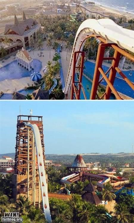 amusement park,extreme,park,pool,slide,water park,water slide