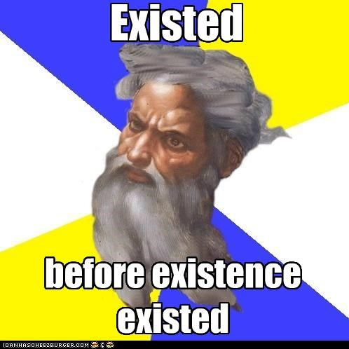 existence hipster jokes lol Troll God - 5207039232