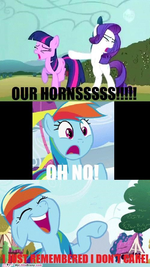 comics i dont care rainbow dash season 2 whatever - 5207507968