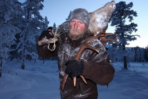 Bear Grylls Wannabe En Vill Mann Fake Fakery Kristoffer Clausen - 5207561728
