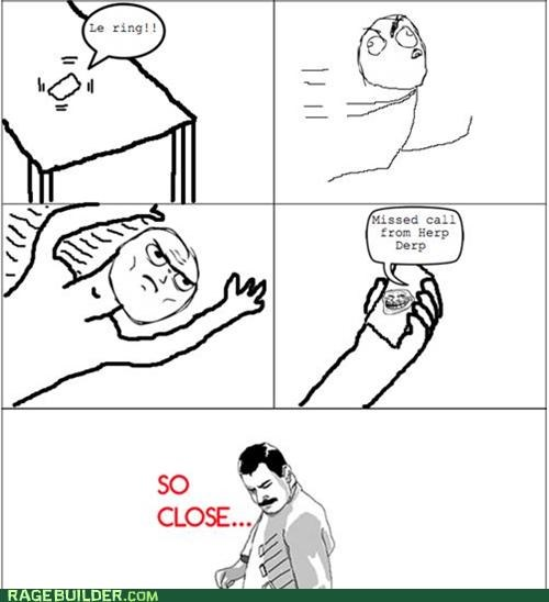 dumb phone Rage Comics so close - 5208607744