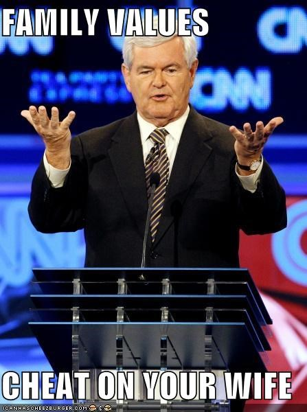 newt gingrich,political pictures