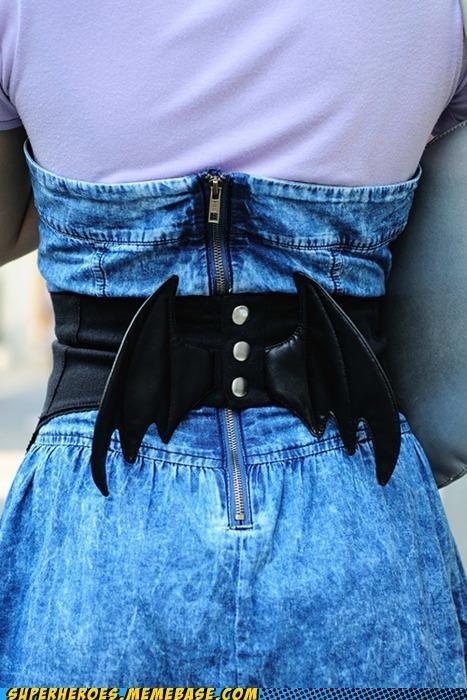 bat,batgirl,belt,Random Heroics