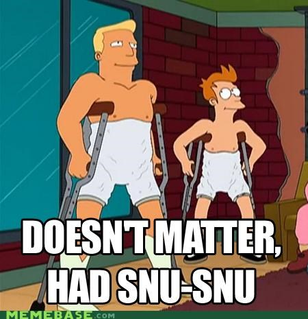 cartoons,futurama,Lonely Island,Memes,sex,snu snu