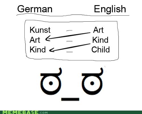 art child english german ssrly Text Stuffs - 5209418496