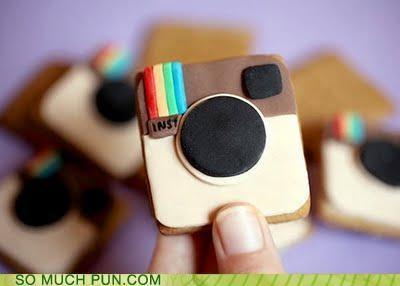 App application graham graham cracker graham crackers homophone instagram iphone iTunes juxtaposition literalism suffix - 5209684736