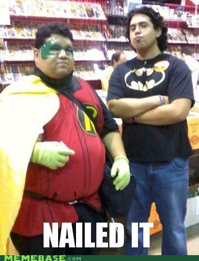 batman costume dynamic duo robin Super Costume - 5209697280