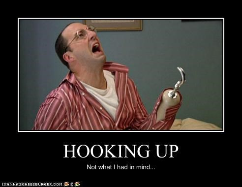 arrested development,hooking up,hooks,puns,roflrazzi,tony hale