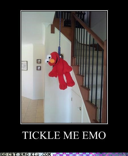elmo,emolulz,suicide,tickle