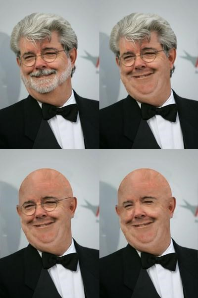 george lucas nooooooooooo This Looks Shopped - 5210075648