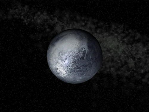 ice ocean pluto space sub-surface ocean - 5210435072