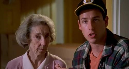 Frances Bay,happy gilmore,rip