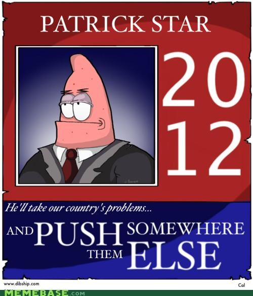 2012,country,obama,president,problems,push,pushing patrick