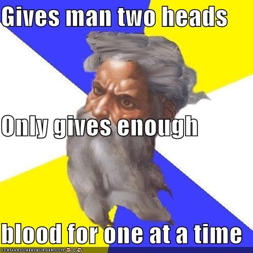 Blood,choose,head,Troll God