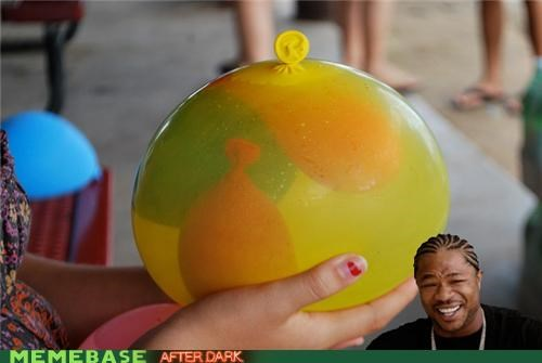 balloon,double,Inception,water,whammy,yo dawg