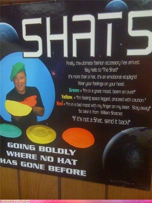 actor celeb funny Hall of Fame sci fi Shatnerday William Shatner - 5211069184
