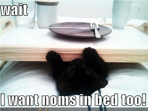 wait  I want noms in bed too!