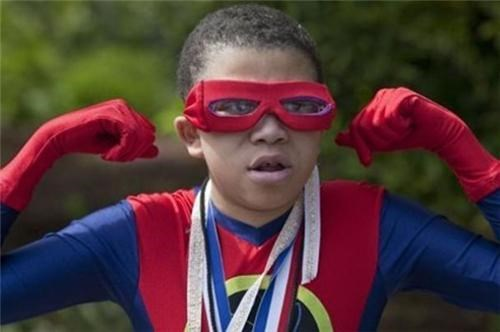 electron boy,erik martin,Make-A-Wish Foundation,rip,superheroes