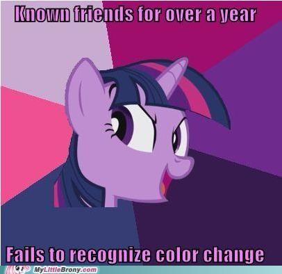color change meme season 2 twilight sparkle - 5212272896