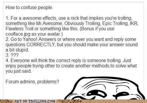 correct not trolling trolling 101 - 5212345344