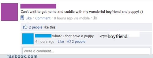 boyfriend dating puppy relationships