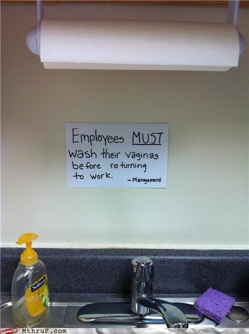 Hygiene in the Office is Important
