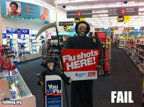 Death failboat flu g rated hinting medicine pharmacy - 5213523712